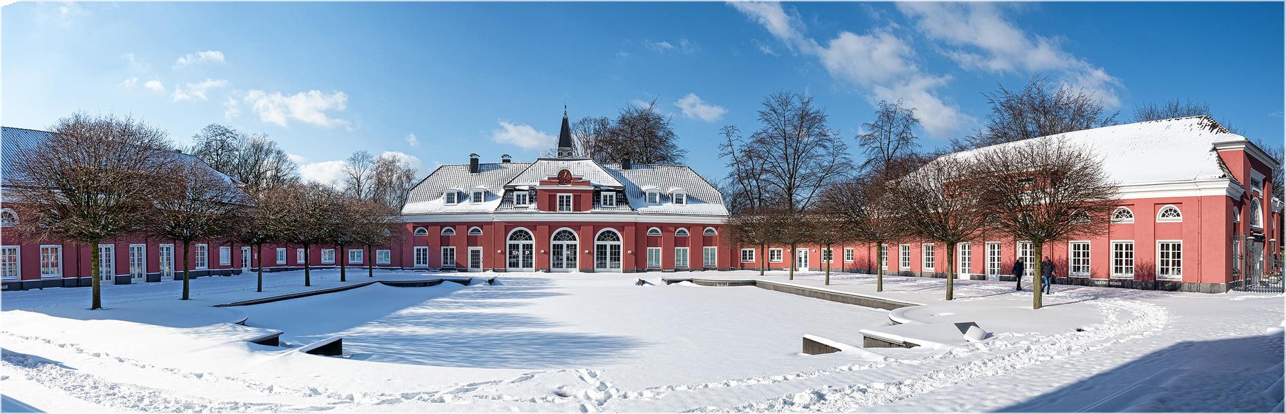 Standesamt Schloss Oberhausen